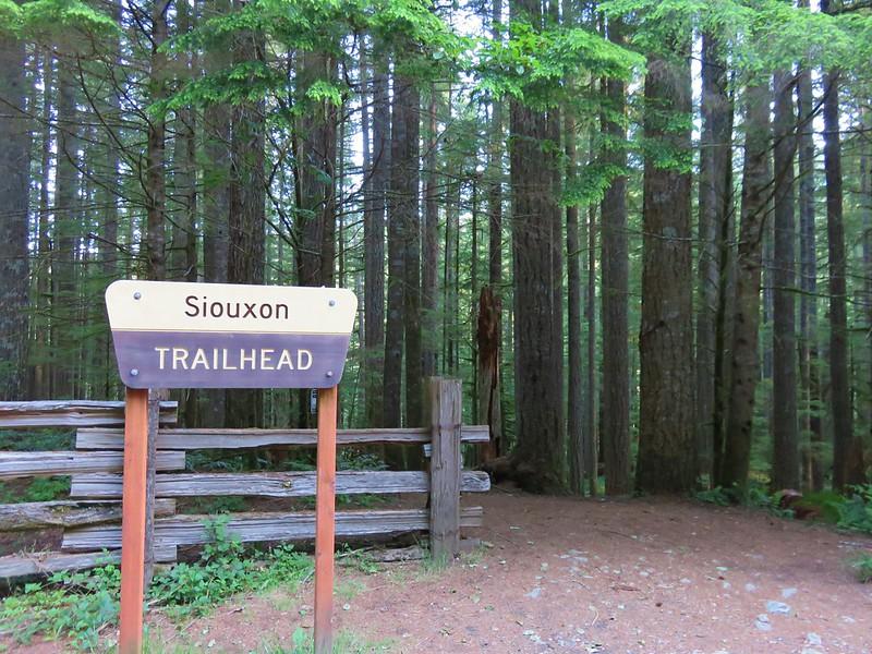 Siouxon Trailhead
