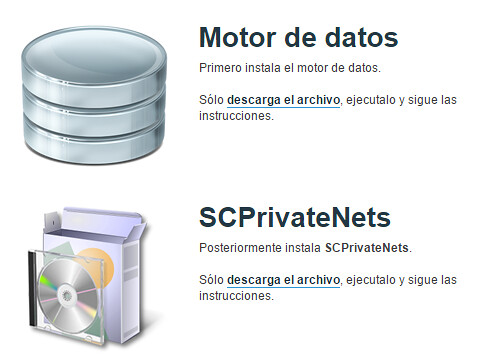 instalar_scprivatenets
