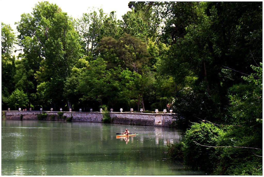 río Tajo y Jardines de Aranjuez