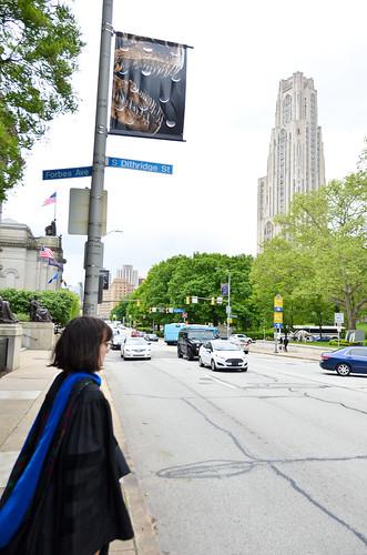 Carnegie Mellon SCS Diploma Ceremony