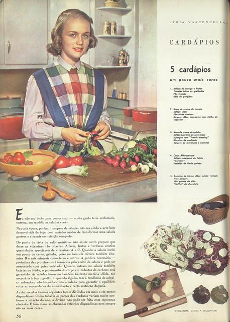 Lady, Nº 5, Fevereiro 1957 - 59
