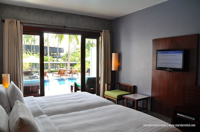 Our Pool Access Room at Holiday Inn Resort Krabi