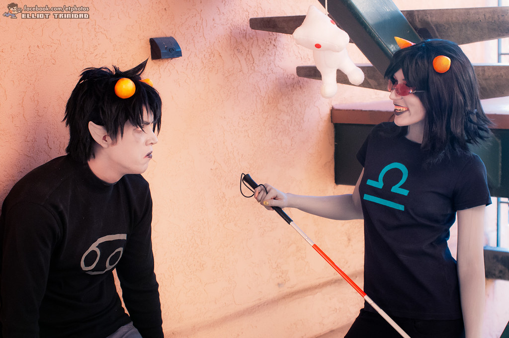 Karkat Terezi Fanfiction Karkat Amp Terezi Flickr