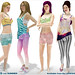 Summer Clothing in PlayStation Home