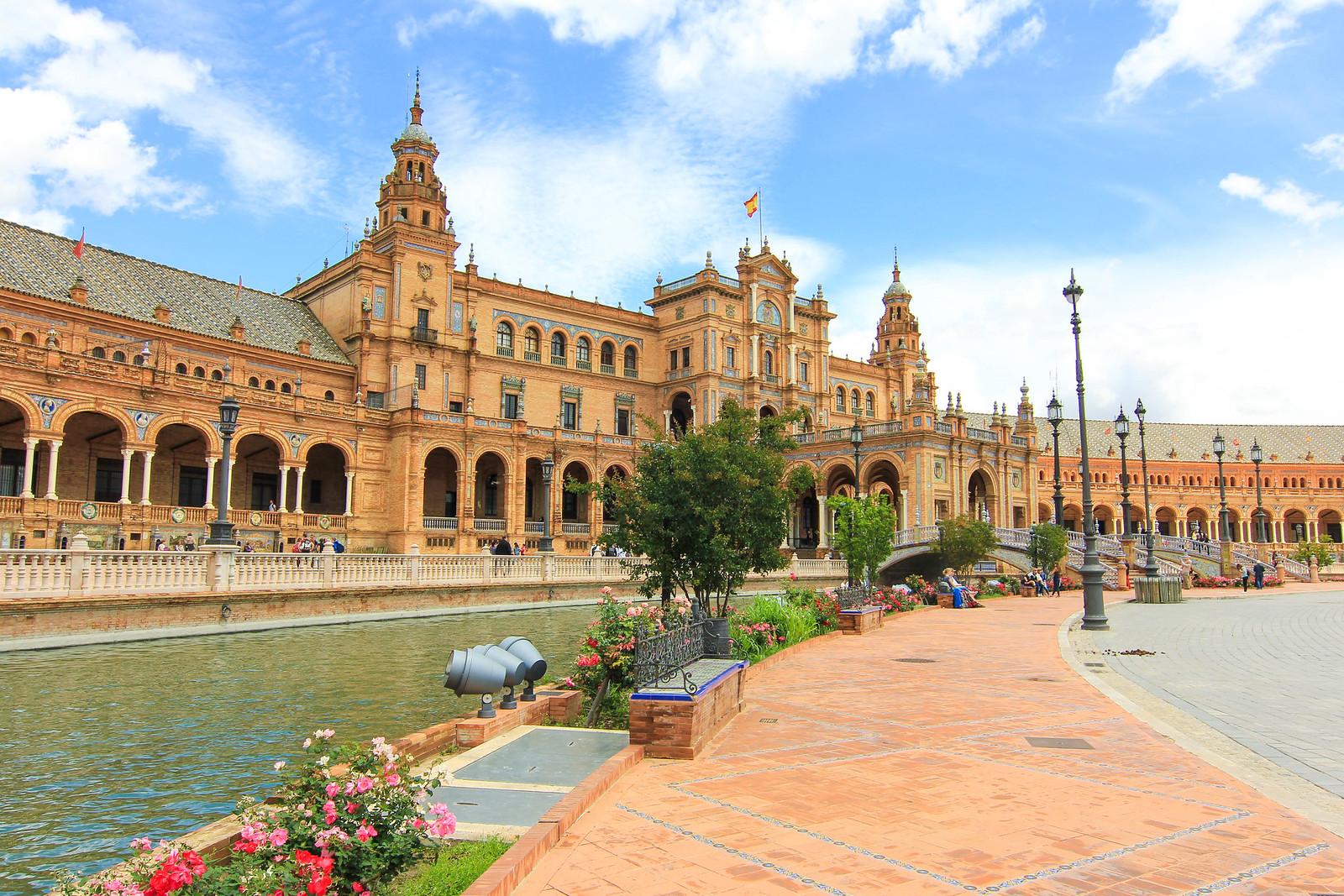 Plaza de España, Seville | Spain Photography | Adelante