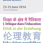 The Global Ethics Forum 2016