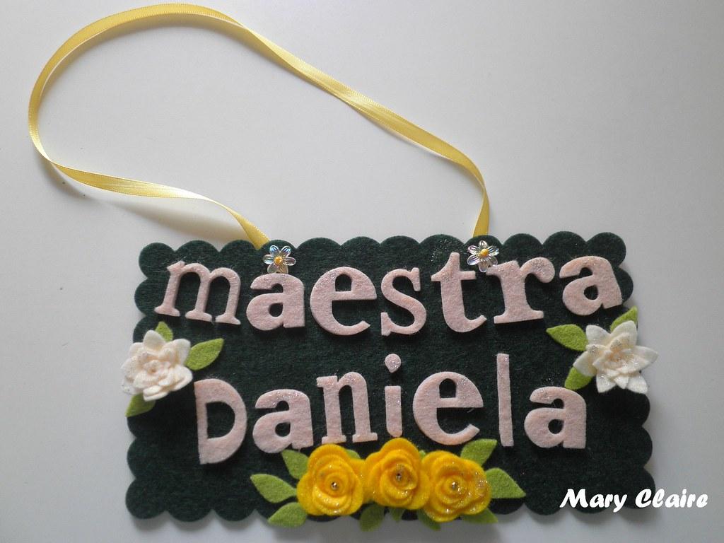 maestra Daniela