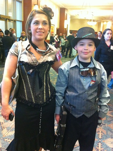 Steampunk @CalgaryExpo | by The Costume Guild