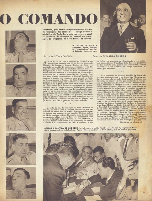 Cruzeiro, 6 Março 1954 - 14