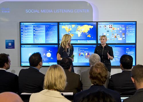 Social Media Center Social Media Listening Center