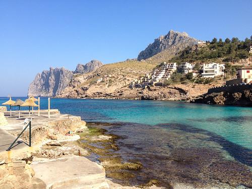 Cala Carbo, Mallorca