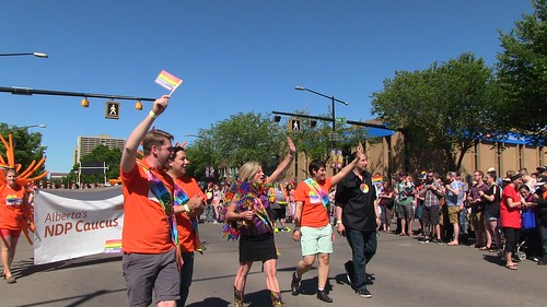 Edmonton Pride Parade 2016