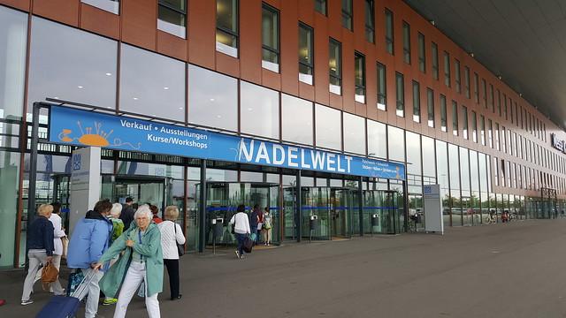 Nadelwelt Karlsruhe 2016