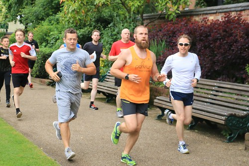 Walsall Arboretum Parkrun Event Number 232 13th August 2016