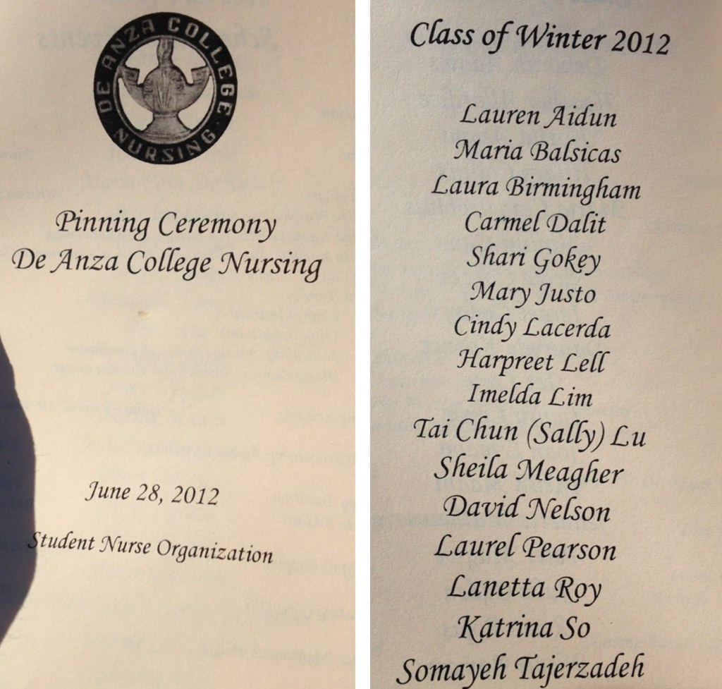 Pinning Ceremony Quotes The Program of The Quot Pinning