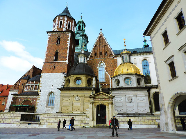 Our Best Travel Moments Of 2016: Wawel Cathedral, Krakow