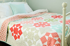 On a whim quilt by croskelley