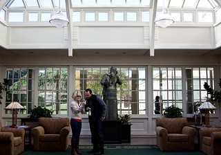 Lucasfilm Lobby in the Presidio | by Far Out City