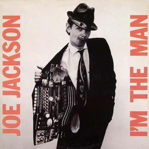 Joe Jackson – I'm The Man | by Eye magazine