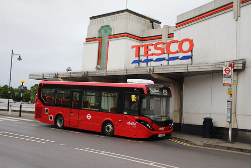 New Bus Shopping
