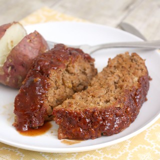 Honey Barbecue Turkey Meatloaf | by Tracey's Culinary Adventures