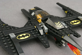 6863 Batwing Battle Over Gotham City - Batwing 8 | by fbtb
