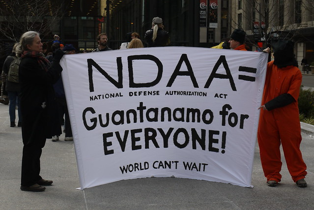 NDAA (National Defense Authorization Act)