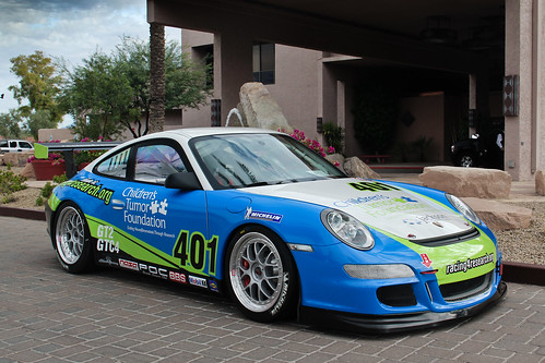 Porsche 997 GT3 Cup | by Monkey Wrench Media