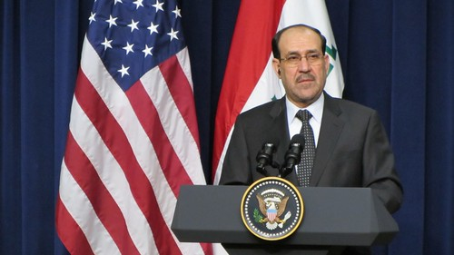 Iraqi Prime Minister Nouri al-Maliki at White House | by WilliamKoenig