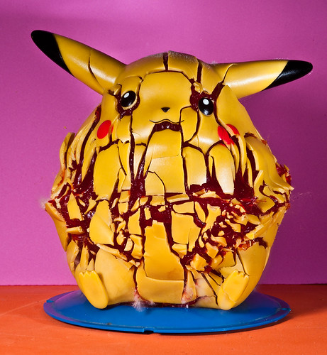 Achoo Pikachu | by alan_sailer