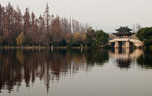 West Lake, Hangzhou | by  victorgil84 © Madrid