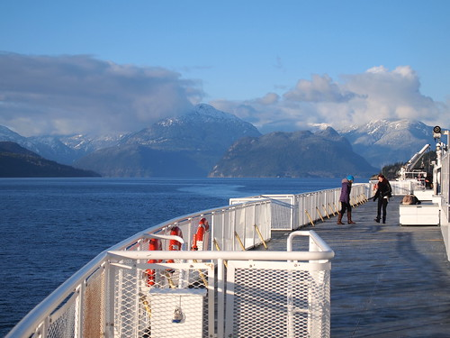View from the Horseshoe Bay/Langdale Ferry | by wynonna