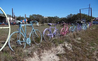 Bicycle Fence | by Jay Phagan