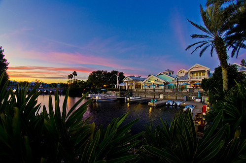 Disney's Old Key West Resort Sunset | by Tom.Bricker