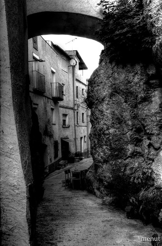 Un carreró de les Avellanes - An alley at les Avellanes | by en menut