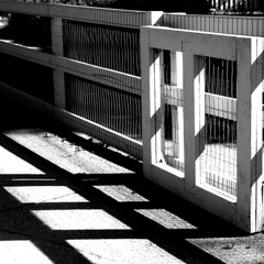 The gate ~ #21 and #8 by Pik Pix
