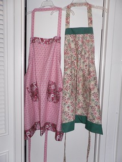 Butterick 5660 - apron | by nickelc624