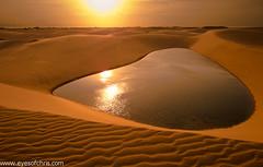 sand basin by EyesOfChris