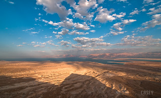 Masada Sky - Masada, Israel | by N+C Photo