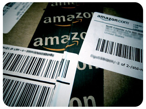 Amazon package 12/29/11 | by nffcnnr