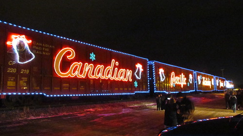 canadian pacific holiday train | by Bench Just Because