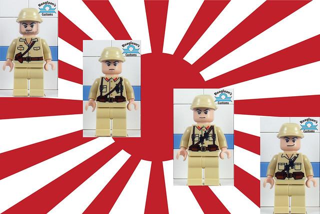 Decals Ww2 Lego Ww2 Japanese Soldier Decals by