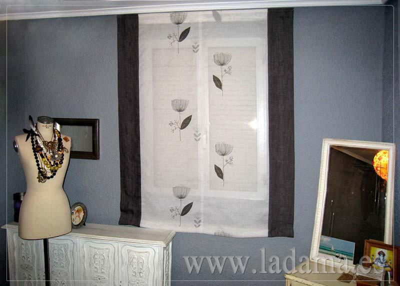 Cortinas de dormitorio modernas imagui for Lo ultimo en cortinas para dormitorios