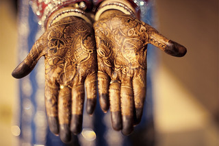 Henna Tattoo Hands | by Jon Siegel