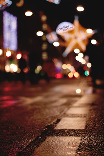 303/365 - Bokeh Wednesday: the Christmas lights edition. | by Elle-za