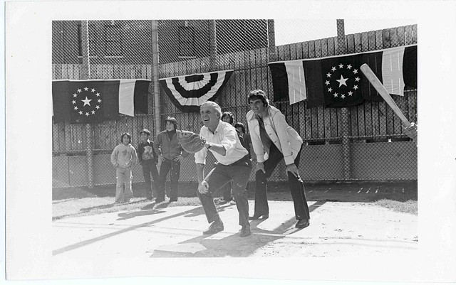 Baseball Game, ca 1975