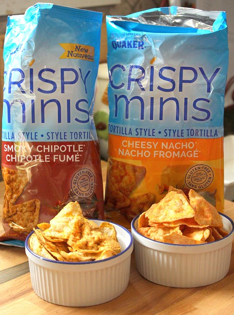 Celiac Awareness Month & Crispy Minis