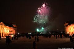 Greenwich Fireworks by Kavinda.K