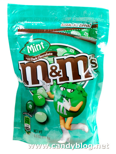 M&Ms Mint Dark Chocolate | by cybele-
