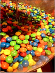 December 9,11 M&M's Candy Dispenser by ycl03